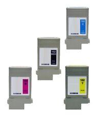 Compatible PFI-102 4 Inks 0894B001 0896B001 0897B001 0898B001 for Canon LP17