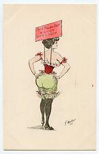 G . MOUTON . PETIT TROU PAS CHER A LOUER POUR LA SAISON . Erotique . Erotic