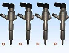 4 X Stylo 5ws40149-z Buse d'injection Siemens CITROEN PEUGEOT 1.4 IDH bas 9654551080
