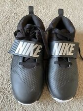Boys Grade School Black Nike Basketball Shoe Size 7