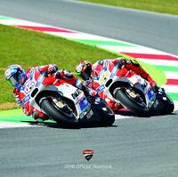 Ducati. 2016 official yearbook. Ediz. italiana e inglese -2017-cop.rig.SIGILLATO