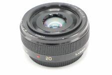 Panasonic Lumix G H-H020A 20mm f/1.7 Aspherical Pancake Lens