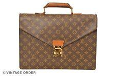 Louis Vuitton Monogram Serviette Conseiller Business Bag M53331 - YG00840