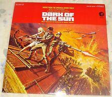 DARK OF THE SUN (Jacques Loussier) rare original mint stereo lp (1968)