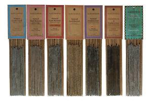 Auroshikha Natural Resin ~ Incense Sticks - UP TO 50%QTY DISCOUNT - MIX&MATCH