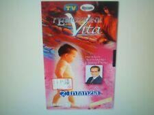 VHS=L'EMOZIONE DELLA VITA=INFANZIA=LA MACCHINA DEL TEMPO=SIGILLATA=1999
