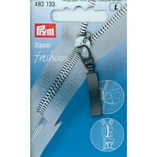 Prym Zipper Pull  Black Fashion Zip Puller