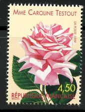 STAMP / TIMBRE FRANCE NEUF N° 3249 ** FLORE / ROSE
