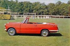 1964 Triumph Michelotti Herald 1200 Factory Photo J3305