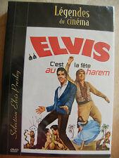 """DVD ELVIS PRESLEY """" C'est La Fête Au Harem"""" Neuf sous blister"""