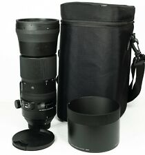 Sigma 150-600mm f/5-6.3 DG OS HSM 'C' Contemporary Lens for Canon EF