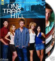 One Tree Hill Season 3 Third DVD 2006 6 discs New Unused Imperfect See 2nd Image