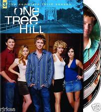 One Tree Hill Third Season 3 DVD 2006 6 Discs Teen Choice Award 012569762626