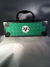 "Vatra Lock N Load Case Green, 8"" x 3"" x 3"" water Hookah case Camera pipe ca"