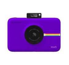Polaroid Snap Touch lila Sofortdruck-kamera 13mp 1080p Video