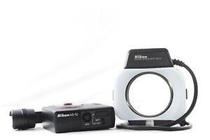 [MINT] Nikon SB-21 + AS12 Macro Flash for Nikon from JAPAN (436)