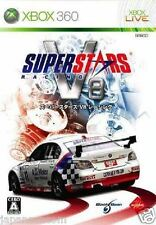 Used Xbox 360 Superstars V8 MICROSOFT JAPAN JP JAPANESE JAPONAIS IMPORT