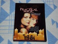 Practical Magic - Zauberhafte Schwestern  DVD Sandra Bullock  Snappercase