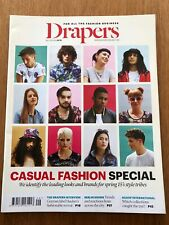 Drapers The Fashion Business Magazine July 19 2014 Great Condition