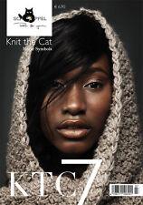"""Strickheft Knit the Cat Nr. 07 """" Magic Symbols """"  von Schoppel  30 Strickideen"""