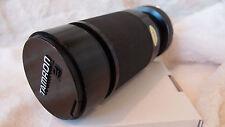 TAMRON ADAPTALL 2 ZOOM MACRO BBAR MULTI C. 70-150 mm 1:3.5 LENS