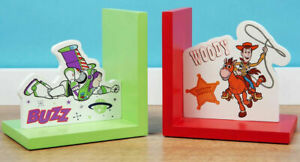 Disney Pixar gift collection Toy Story Buzz & Woody MDF Bookends