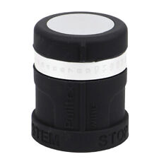 Pulltex AntiOx Silicone Wine Stopper with Day Marker (Black)