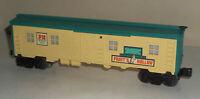 Lionel Electric 1:48 O Scale Pratts Hollow Field Team Bunk Car #6-19663U