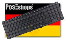 QWERTZ teclado para Packard Bell EasyNote tm85 tm86 tm87 serie de nuevo