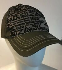 Zildjian Premium Black Green Mesh Trucker Cap Hat NEW #T4632  GREAT GIFT IDEA