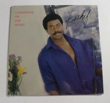 """KASHIF Condition Of The Heart 12"""" Arista Rec AD-19416 US 1985 M SEALED 11D"""