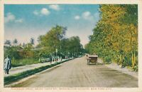 NEW YORK CITY - Riverside Drive Above 168th Street Washington Heights - 1916