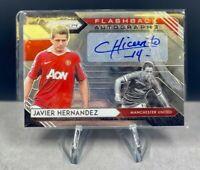 2020-21 Panini EPL Soccer Prizm JAVIER HERNANDEZ Autograph #FA-JH BRAND NEW