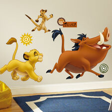 Roommates Disney's The Lion King Wall Stickers, Giant Lion King Wall Decals