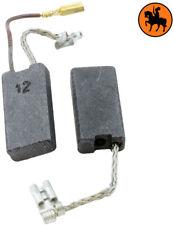 Spazzole di Carbone BOSCH GSH 5 E martello - 6.3x12.5x25mm - Con arresto auto