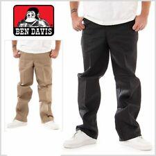 BEN DAVIS ORIGINALS BENS PANTS - Black 694s