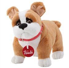 Trudi ~ DOG PUPPY~ BULLDOG ~ Collectors Plush Quality Toy ~ Girls Boys