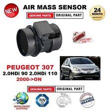 pour Peugeot 307 2.0HDI 90 110 DEPUIS 2000 AIR mesure CAPTEUR 5 broches avec