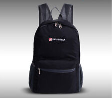 SwissGear foldable backpack school Bag Waterproof outdoor sports lightweight bag