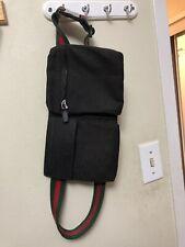 100% подлинный черный ремень Gucci сумка многоцветные ремень