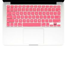 "UNIK CASE-Silicone Keyboard Cover for Macbook Pro 13"" 15"" 17""Unibody-Pink"
