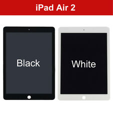 For Apple iPad Air 2 iPad 6 LCD Display + Touch Screen Digitizer Assembly Repair