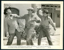 The Sheriff Of Medicine Bow '48 JOHNNY MACK BROWN BILL KENNEDY GEORGE J LEWIS