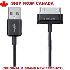 SAMSUNG ECC1DP0UBE USB DATA CABLE FOR GALAXY TAB 1 / TAB 2 BLACK