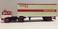 CAMION BEDFORD TK DINKY TOYS MECCANO - IXO ALTAYA 1/43 TRUCK  TRAILER (EB64)