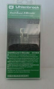 Uhlenbrock 35330/4 Intellisound 3 Decoder