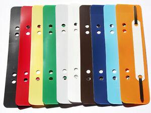 Aktendulli, Heftstreifen, Abheftstreifen, Kösterstreifen versch. Farben u Mengen