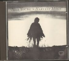 NEIL YOUNG Harvest Moon CD 10 track 1992