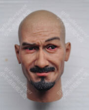 Free Shipping 1/6 scale head sculpt Karl Maka Hongkong actor Aces Go Places AU