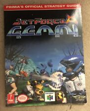 Prima official strategy guide Jet Force Gemini
